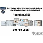 2021 Thor Outlaw for sale 300232365