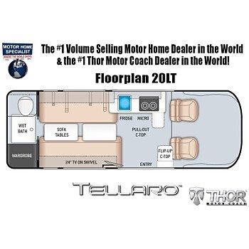 2021 Thor Tellaro for sale 300236240