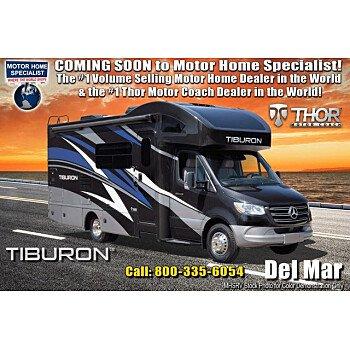 2021 Thor Tiburon for sale 300213213