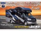 2021 Thor Tiburon for sale 300259140