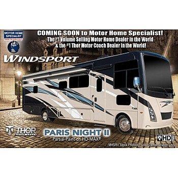 2021 Thor Windsport 34J for sale 300236214