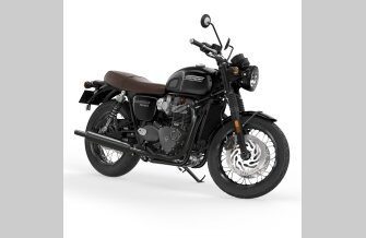 2021 Triumph Bonneville 1200 for sale 201046343