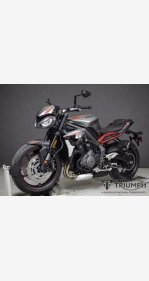 2021 Triumph Street Triple R Low for sale 201069893