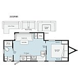 2021 Winnebago Minnie for sale 300239724