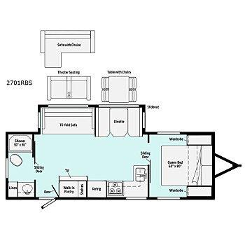 2021 Winnebago Minnie for sale 300285065