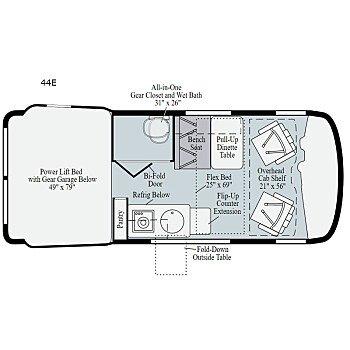 2021 Winnebago Revel for sale 300238721