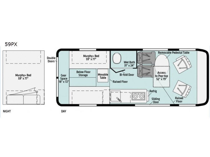 2021 Winnebago Solis for sale 300276332