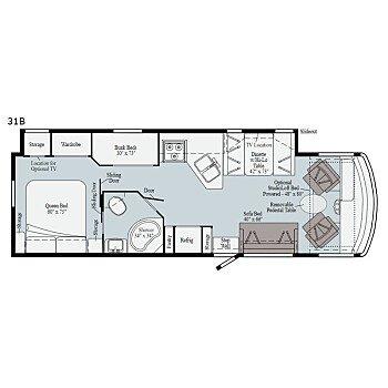 2021 Winnebago Sunstar for sale 300284883