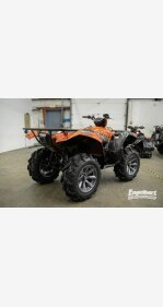 2021 Yamaha Grizzly 700 EPS for sale 201073456