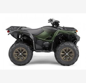 2021 Yamaha Grizzly 700 EPS for sale 201073551