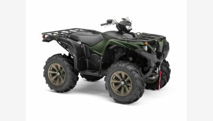 2021 Yamaha Grizzly 700 EPS for sale 201076509