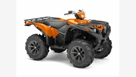 2021 Yamaha Grizzly 700 EPS for sale 201077007