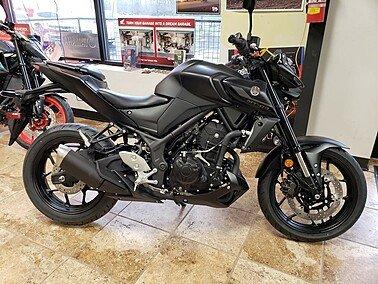 2021 Yamaha MT-03 for sale 201015917