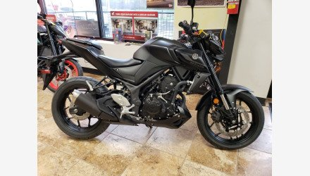 2021 Yamaha MT-03 for sale 201015917
