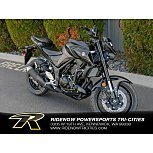 2021 Yamaha MT-03 for sale 201026125