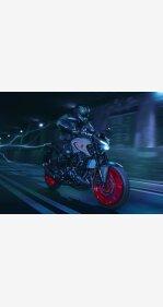 2021 Yamaha MT-03 for sale 201029548