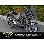 2021 Yamaha MT-03 for sale 201032065