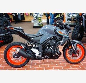 2021 Yamaha MT-03 for sale 201032122