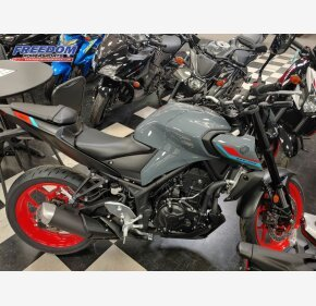 2021 Yamaha MT-03 for sale 201032707
