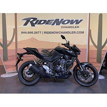 2021 Yamaha MT-03 for sale 201036262