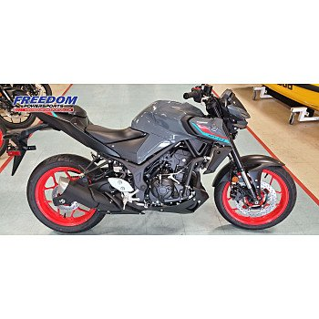 2021 Yamaha MT-03 for sale 201049339