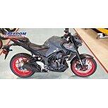 2021 Yamaha MT-03 for sale 201049347