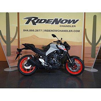 2021 Yamaha MT-03 for sale 201071653
