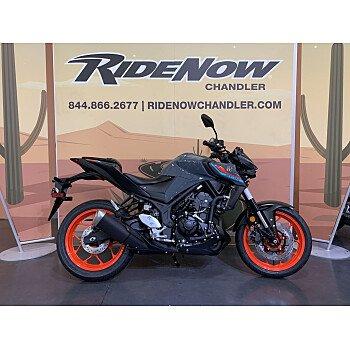 2021 Yamaha MT-03 for sale 201072389