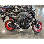2021 Yamaha MT-03 for sale 201073125