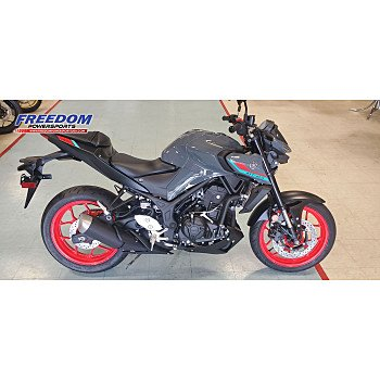 2021 Yamaha MT-03 for sale 201075212