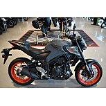 2021 Yamaha MT-03 for sale 201184605