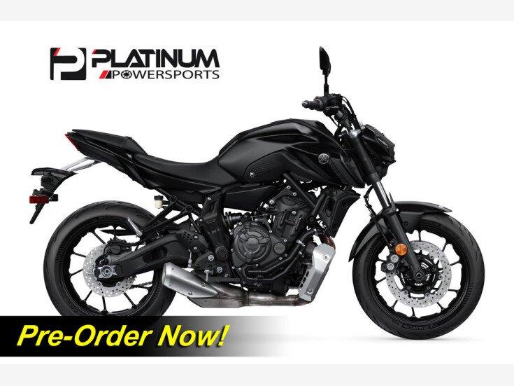 2021 Yamaha MT-07 for sale 201031066