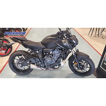 2021 Yamaha MT-07 for sale 201060904