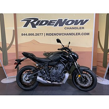 2021 Yamaha MT-07 for sale 201061097