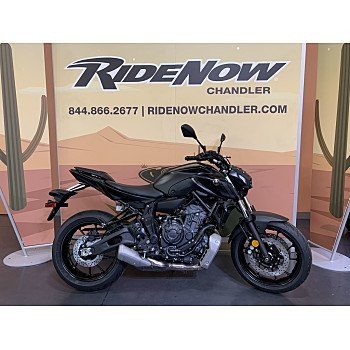 2021 Yamaha MT-07 for sale 201061104