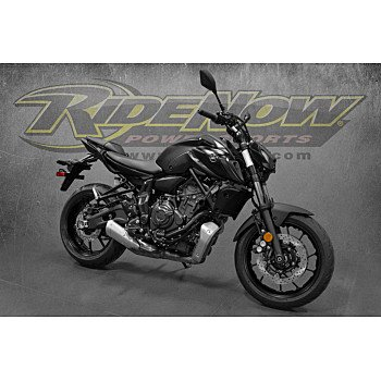 2021 Yamaha MT-07 for sale 201063026