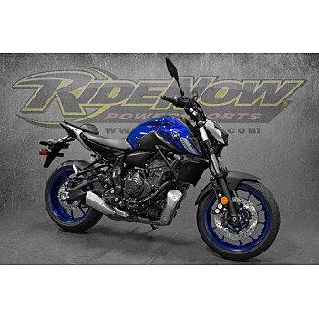 2021 Yamaha MT-07 for sale 201063027