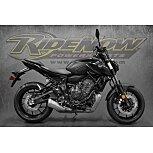 2021 Yamaha MT-07 for sale 201064040