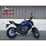 2021 Yamaha MT-07 for sale 201070219
