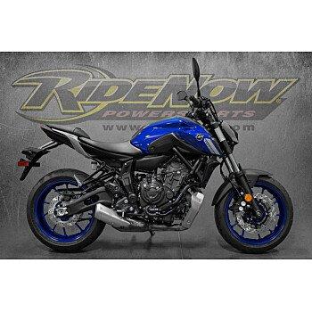 2021 Yamaha MT-07 for sale 201075627