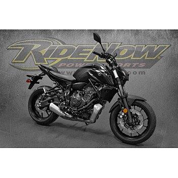 2021 Yamaha MT-07 for sale 201075629