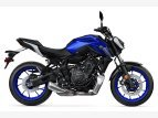 2021 Yamaha MT-07 for sale 201081255