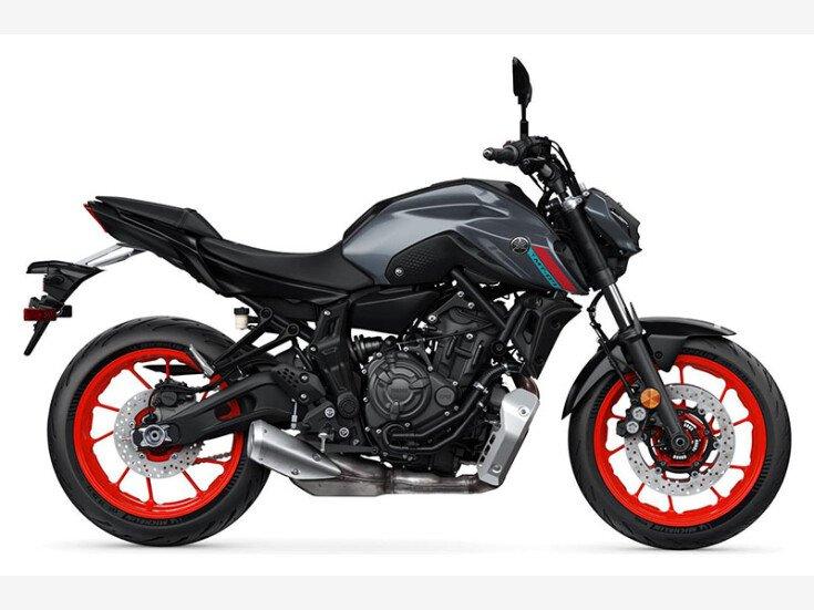 2021 Yamaha MT-07 for sale 201081258