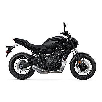 2021 Yamaha MT-07 for sale 201083929