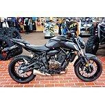 2021 Yamaha MT-07 for sale 201146665