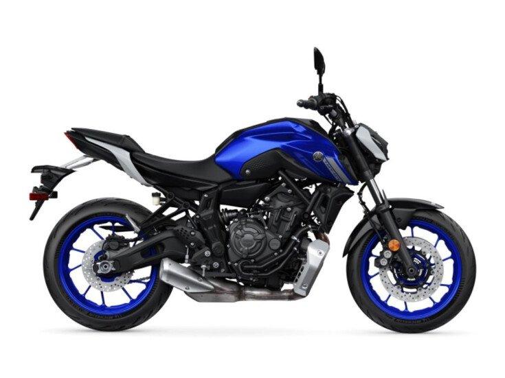 2021 Yamaha MT-07 for sale 201160024