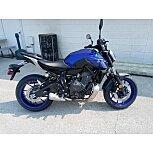 2021 Yamaha MT-07 for sale 201163266