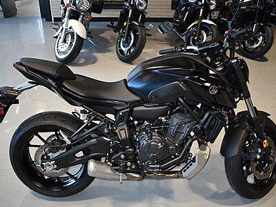 2021 Yamaha MT-07 for sale 201184606