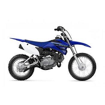 2021 Yamaha TT-R110E for sale 200950366