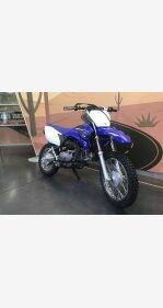 2021 Yamaha TT-R110E for sale 200962469